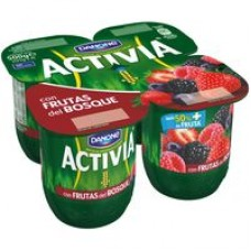 Activia Fruits of the Forest