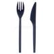 Plastic knives & forks