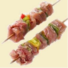 Chicken Kebabs x 4 approx 350g