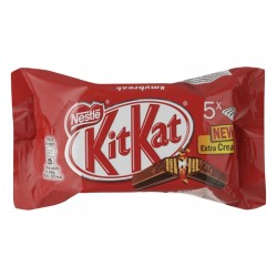KitKat Milk Chocolate (5 x...