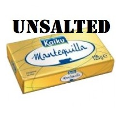 Unsalted Butter Non Branded...