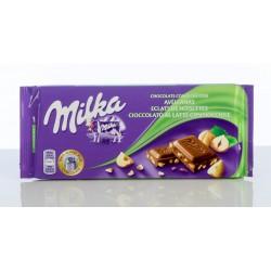 Milka Hazelnut Chocolate...