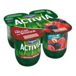 Activia Fruits of the...