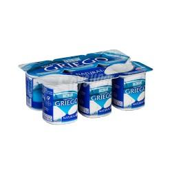 Greek Yoghurt 6 x 125g