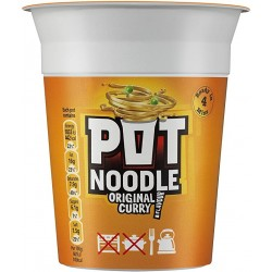 Curry Pot Noodle 90g