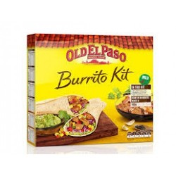 Old El Paso Burritos Kit, 8...