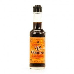 Lea and Perrins...