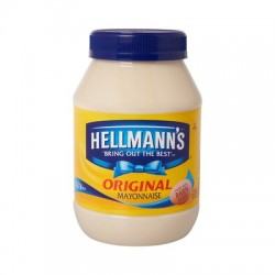 Hellmans Mayonnaise 450g