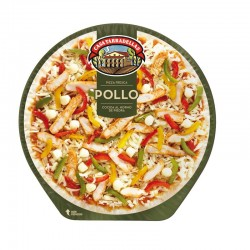 Chicken Pizza 400g