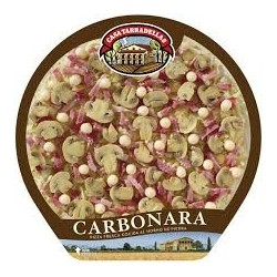 Carbonara Pizza 400g