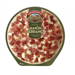 Ham Serrano Pizza 400g