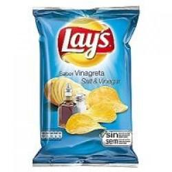 Lays Salt & Vinegar Crisps...