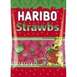 Haribo Strawberry 90gr