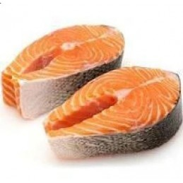 Salmon Steaks 500g