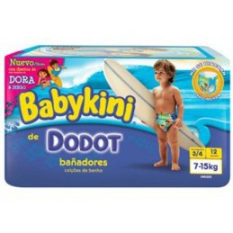 Swim Nappies Size 3/4 (7kg...