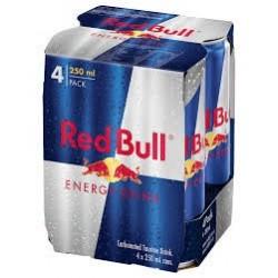 Redbull x 4