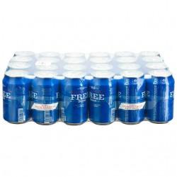Estrella Damm 0% can (24 pack)