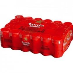 Estrella Damm can (24 pack)