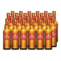 Estrella Damm bot (24 pack)