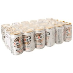 San Miguel can (24 pack)