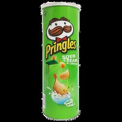 Pringles Sour Cream & Chive