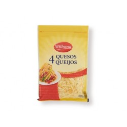 4 Cheese Grated 200g