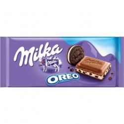 Milka Oreo Chocolate Bar 300g