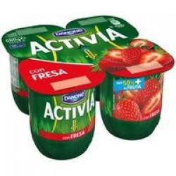 Activia Strawberry Yoghurt...