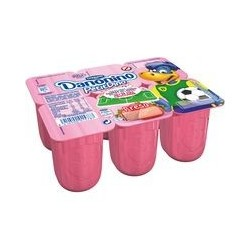 Kids Strawberry Yoghurts 6...