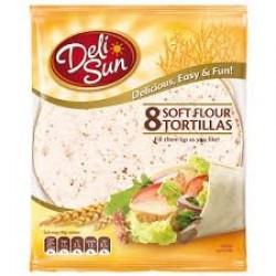 Tortilla Wraps x 8 325g