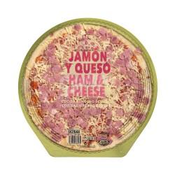 Ham & Cheese Pizza 400g