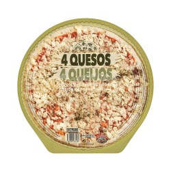 4 Cheese Pizza 400g