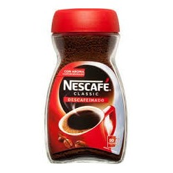 Nescafe Classic Decaffeinated