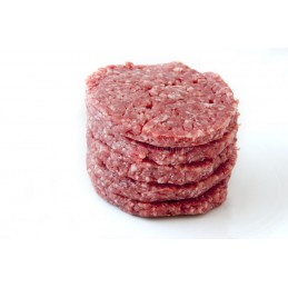 Beefburgers x 6