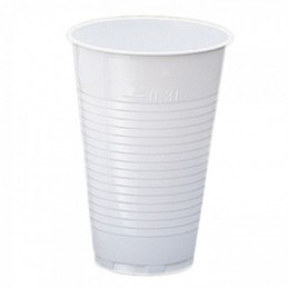 Plastic Cups 33cl x 50
