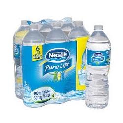Water 1.5L x 6